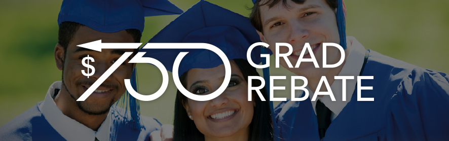 Grad Rebate